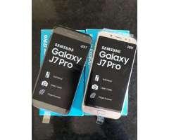 Samsung J7 Pro 32gb Nuevos