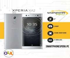 Celular Sony Xperia Xa2 Ultra 32gb Ram 4gb Smartphonesperu.pe