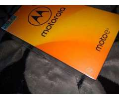 Motorola nuevo