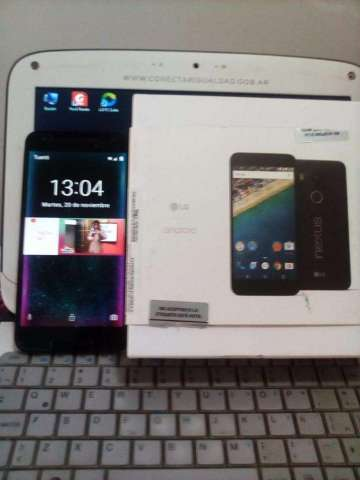 Permuto Vendo Lg Nexus 5x 16gb Libre