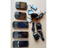Repuestos para blackberry