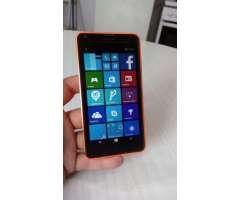 Lumia 640 Lte Personal Impecable Liquido