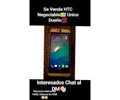 Vendo My Htc 16gb  8gbexterna Negociabl