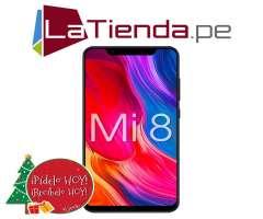 ★ Xiaomi Mi 8 Dúal SIM ~ Android 8.1 Oreo ★   LaTienda.pe