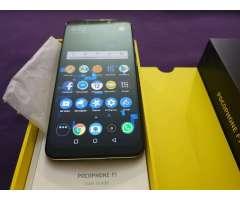 Xiaomi Pocophone F1 128/6 en Caja