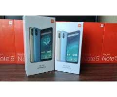 Celulares Xiaomi Sellados Global Modelos MI A2 Lite I Xiaomi Note 5