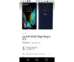 Vendo Un Lg K4 Es Urgente Esta Nuevo
