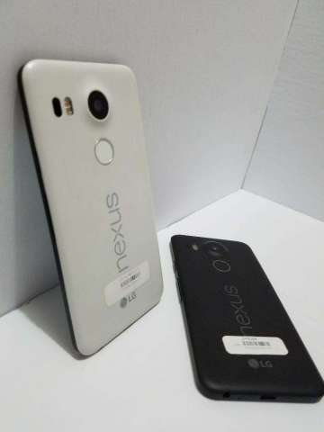Lg Google Nexus 5x Nítido en Caja 32gb