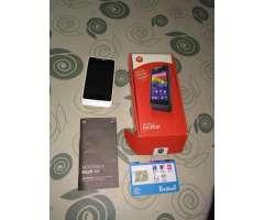 celular Moto RAZR D1 blanco