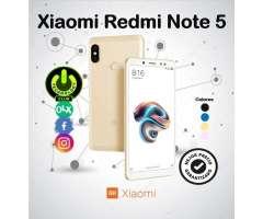 Xiaomi Redmi Note 5 de 64 Gb y 32 Gb | Tienda física centro de Trujillo | Celu...