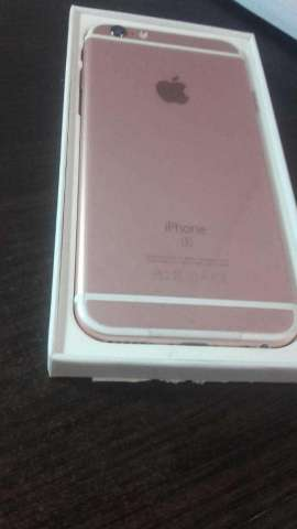 IPHONE 6S ROSE GOLD NUEVO