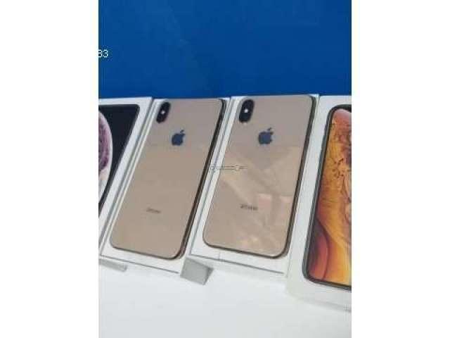 IPHONE XS MAX 256G GOLD Y XS GOLD COMO NUEVO