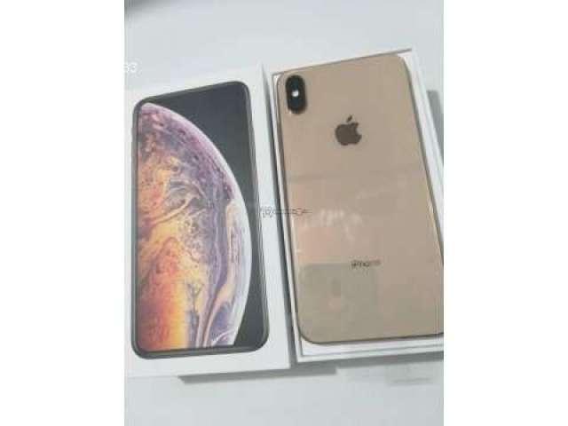 IPHONE XS MAX 256G GOLD EN CAJA NUEVO