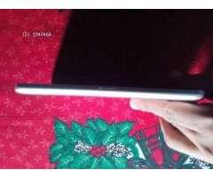 Vendo o cambio por tablet celular Blu Studio J8 con detalle