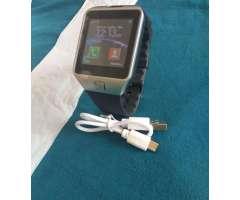 Reloj Celular Smart Watch Dz09 Chip bluetooth Nuevos