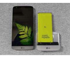 LG G5 Dual Camera + Câmera Modular + 3 Brindes: Bateria Extra + Cartão 64 GB + 5 Capas