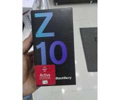 Vendo Blackberry Z10 Sirve para Whatsapp