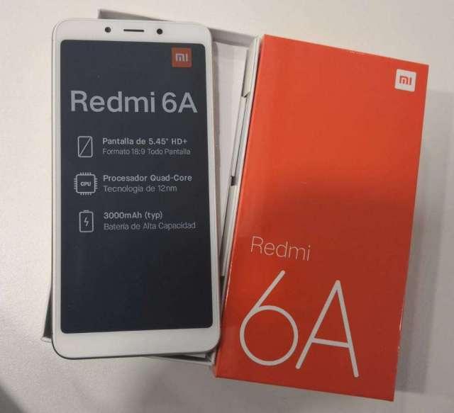 Xiaomi Redmi6a 16gb Y 2gb Ram Sellados
