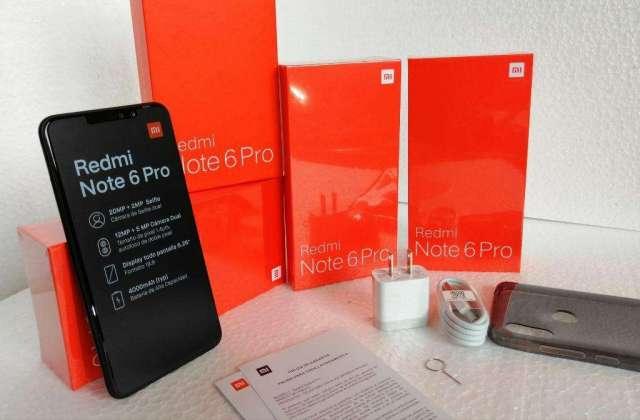 Xiaomi Redmi Note 6 Pro de Paquete 64gb