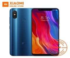 Xiaomi Mi 8 Azul Nuevo Caja Sellada Fabr