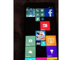Lumia 1520 Solo para Usar con Wifi 60uss