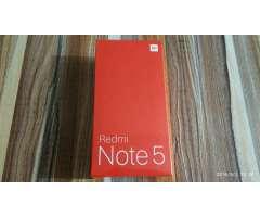 Xiaomi Redmi Note 5 Nueva Doble Sim lo puedes pagar por cuotas