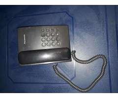 4 TELEFONOS MARCA PANASONIC EN BUEN ESTADO