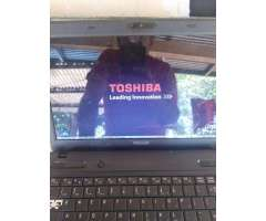 Vendo Toshiba en 120 Negociables