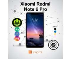 Xiaomi Redmi Note 6 Pro Libres de Fabrica | Tienda física centro de Trujillo |...