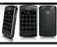 Permuto Blackberry 9550 Storm 2 Black