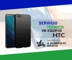 Servicio técnico especializado en reparaciones de celulares HTC