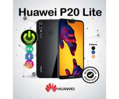 Huawei P20 lite doble camara sellados p 20 lite  Tienda física centro de Trujillo &...