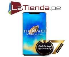 Huawei Mate 20 Pro Procesador Octa Core