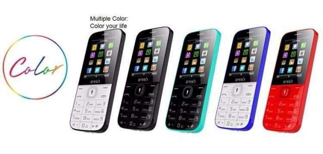 Celular Ipró 324f Dual Sim Libre Cámara Linterna NUEVOS // COLORES &#x2...