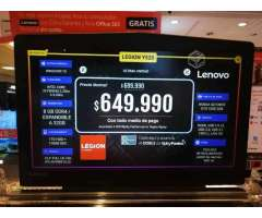 Lenovo Legion Y520 SSD 128 8GB RAM TV 1050 2GB - Santiago