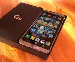Lg G6 Libre Operador Imei Original