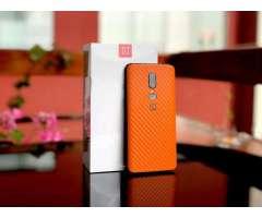 OnePlus 6 : 128GB 8GB RAM 9.9/10 DOBLE SIM CARD One Plus 6