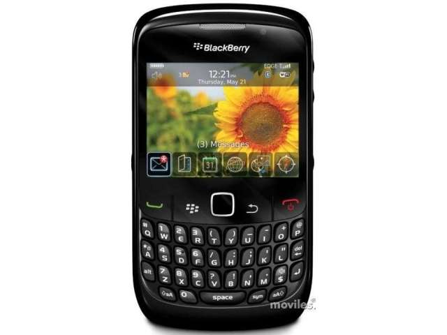 Blackberry  Curve 8520  REMATE  19
