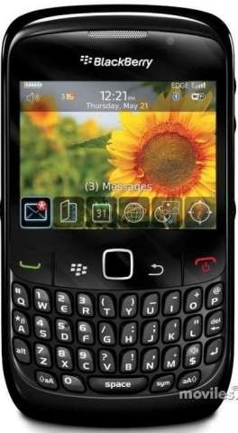 Blackberry  Curve 8520  REMATE  19