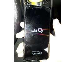Lg Q6 Libre 32gb Excelente