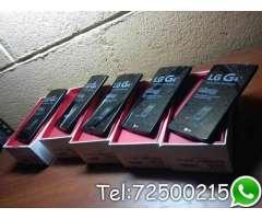 Alta Gama! LG G4 el de 32GB y 3GB de ram camara de 16mpx Pantalla 5.5 pulgadas nuevo con t...