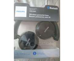 Audifonos Philips Bluetooth