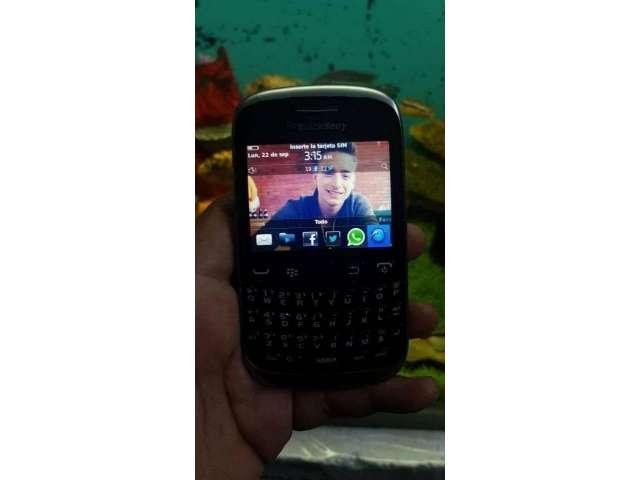 #CACHADA BlackBerry 9320 Liberado