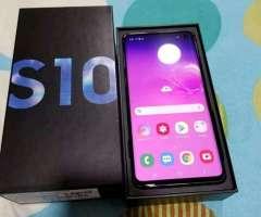 Samsung S10 Nuevo