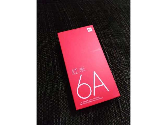 Xiaomi 6a Version Internacional