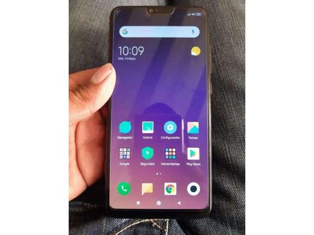 Vendo Xiaomi Mi 8 Lite Solo Celular