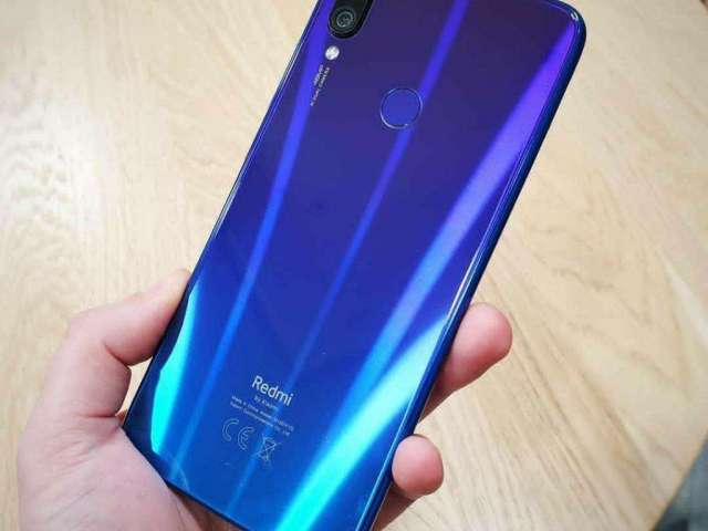 Xiaomi Note 7 Nuevo