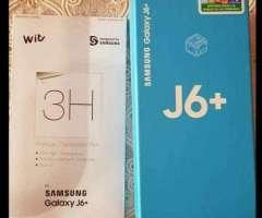 Samsung galaxy j6+ - Cerrillos