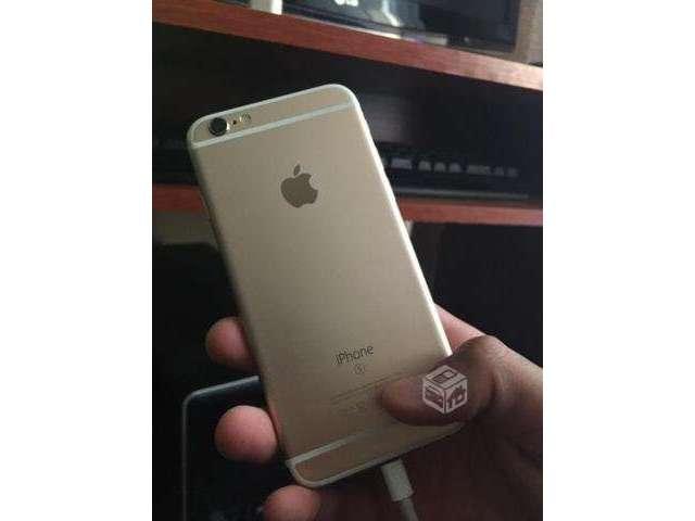 Iphone 6s gold - Maipú