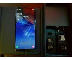 Samsung Galaxy S8 Blue - Providencia